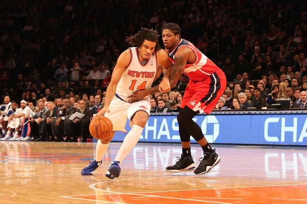 NY Knicks Players Making the Strongest Case for More Minutes
