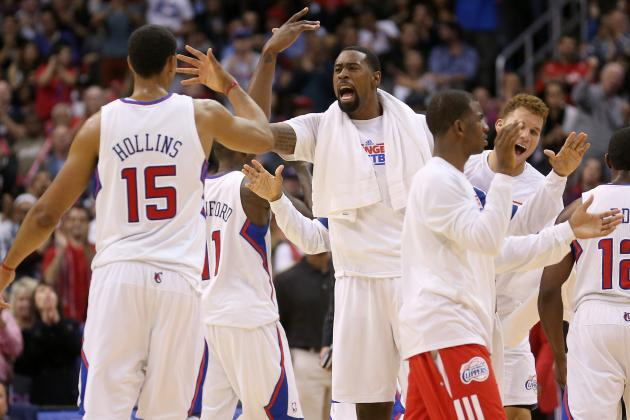 L.A. Clippers Stock Watch: Rising and Falling Players After 1st Month