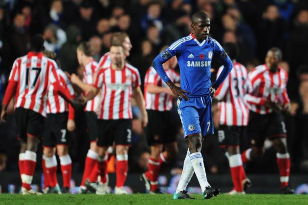 Sunderland vs. Chelsea: 5 Memorable Matches