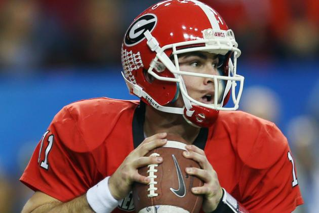 Georgia Football: 5 Reasons Why Aaron Murray Should Return in 2013