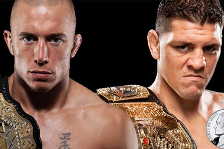 Georges St-Pierre vs. Nick Diaz: Head-to-Toe Breakdown