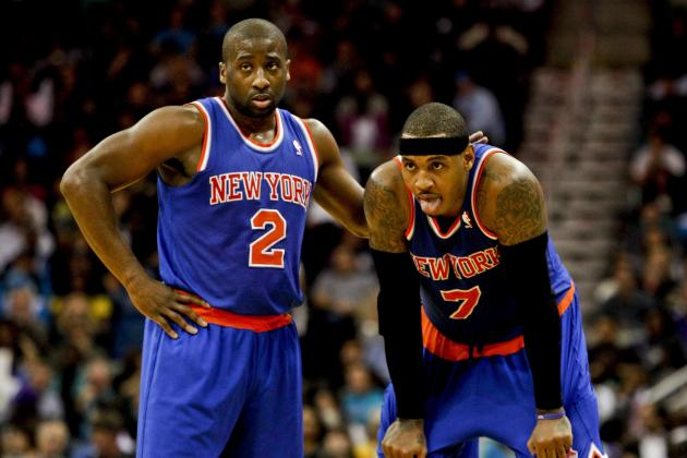 NY Knicks Have Legitimate Chance to Win a Title This Season