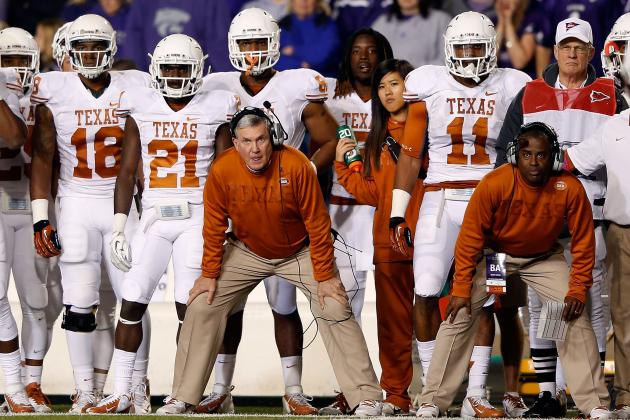 Texas Football: 5 Reasons 2012 Was a Step in the Right Direction