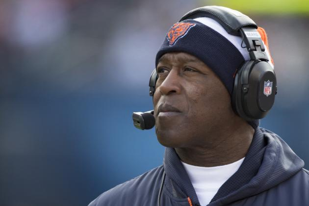 Chicago Bears: 5 Reasons the Team's Playoff Chances Are in Jeopardy