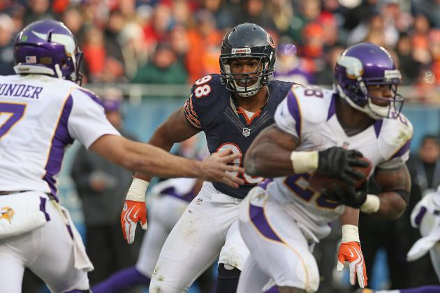 Bears vs. Vikings: 10 Keys to the Game for Minnesota