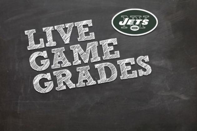 New York Jets vs. Jacksonville Jaguars: Instant Grades, Analysis for New York