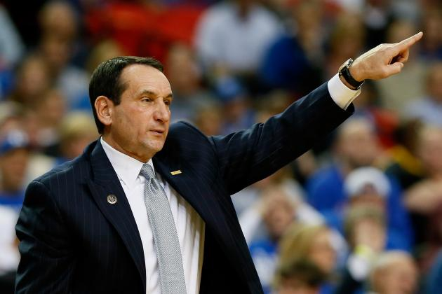 Duke Basketball: Ranking the Top Potential Successors to Coach K