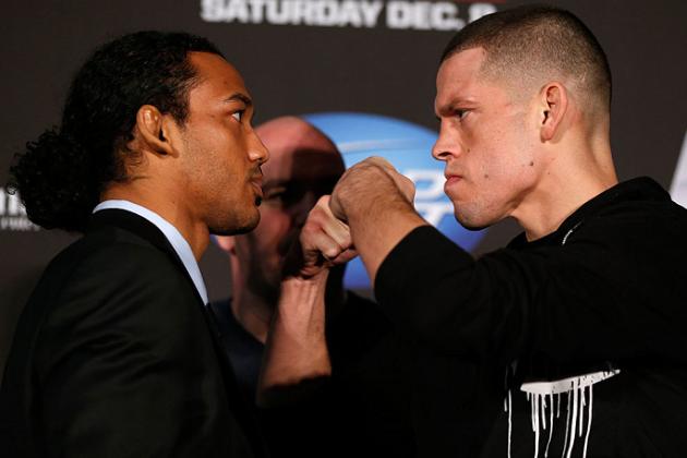 UFC on Fox 5: Bleacher Report MMA Main Card Staff Predictions