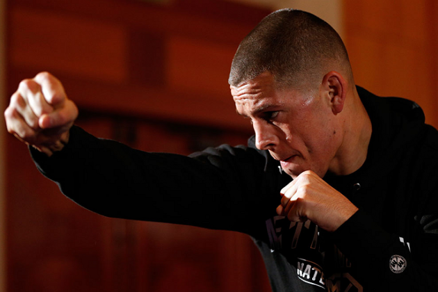 UFC on FOX 5: 5 Reasons to Root for Nate Diaz