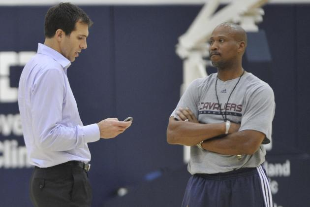 Cleveland Cavaliers: Chris Grant's 5 Best Moves as Cavs GM
