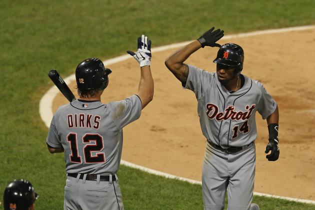 Evaluating the Detroit Tigers Outfield for 2013