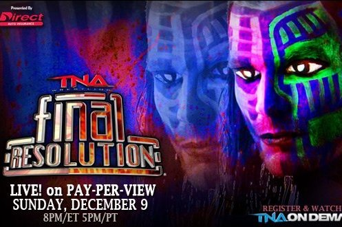 Preview & Predictions for TNA Final Resolution 2012