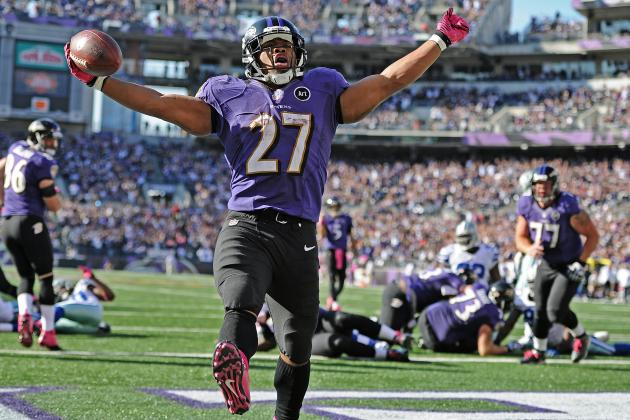 Baltimore Ravens: 7 Ways Baltimore Can Get Ray Rice More Involved in the Offense