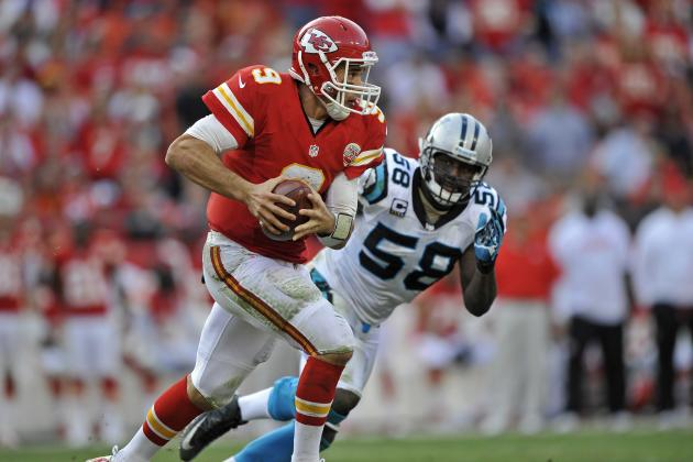 Chiefs vs. Browns: 5 Players to Watch for Kansas City
