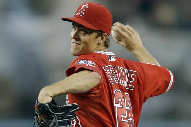 MLB Power Rankings: Ranking All 30 Teams' Rotations After Zack Greinke Signing