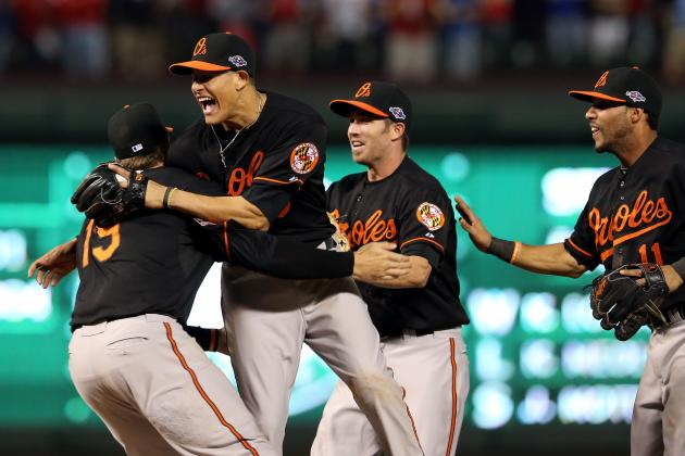 Ranking the 10 Best Moments of the 2012 Season for the Baltimore Orioles