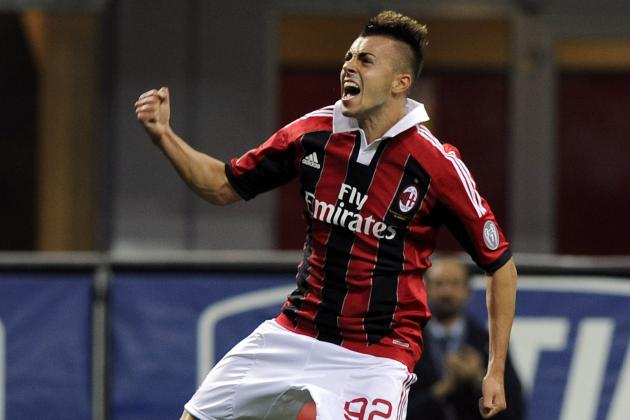 Stephan El Shaarawy's Top AC Milan Goals So Far