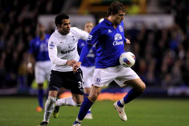 Everton vs. Tottenham: 5 Things to Watch for in Spurs' Trip to Goodison Park