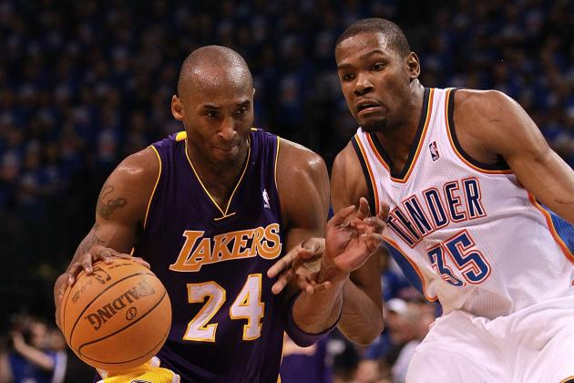 Los Angeles Lakers vs. Oklahoma City Thunder: Postgame Grades and Analysis