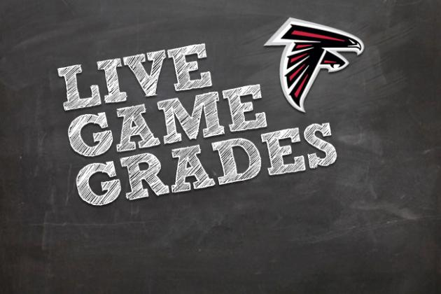 Falcons vs. Panthers: Final Report Card, Player Grades for Atlanta