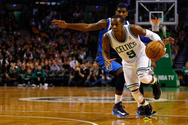 Boston Celtics: 5 Quirks That Make Rajon Rondo Who He Is