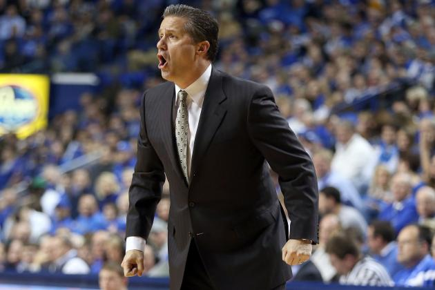 Kentucky Basketball 2012-13: Kentucky's 5 Keys Against Portland