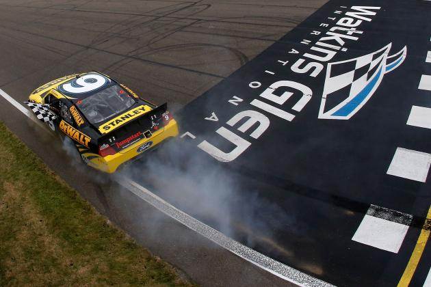 NASCAR: What Were the 10 Most Memorable Races of 2012?