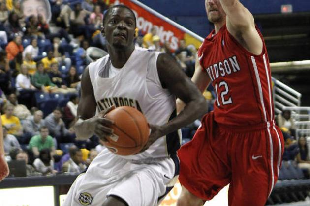 SoCon Basketball 2012-13: Update 1 (Dec. 9-16)
