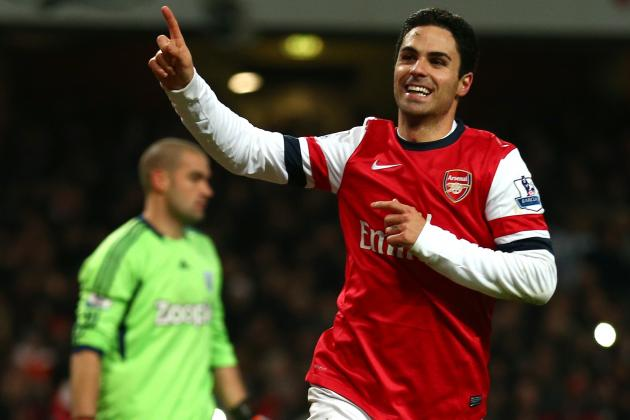 Arsenal vs. West Brom: 6 Things We Learned from Gunners' Emphatic Win