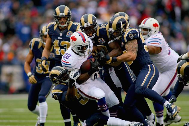 Rams vs. Bills: St. Louis' Biggest Winners and Losers from Week 14