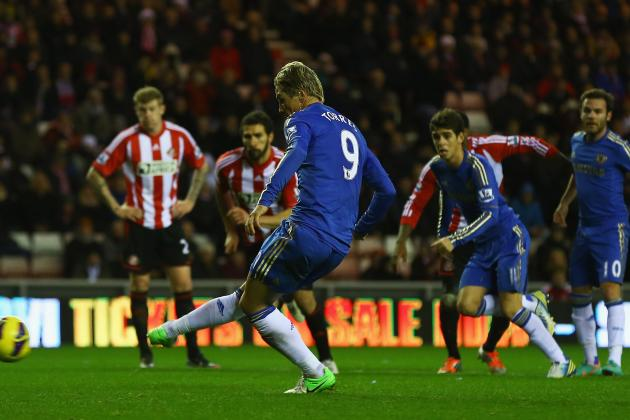 Sunderland vs. Chelsea: 5 Things We Learned