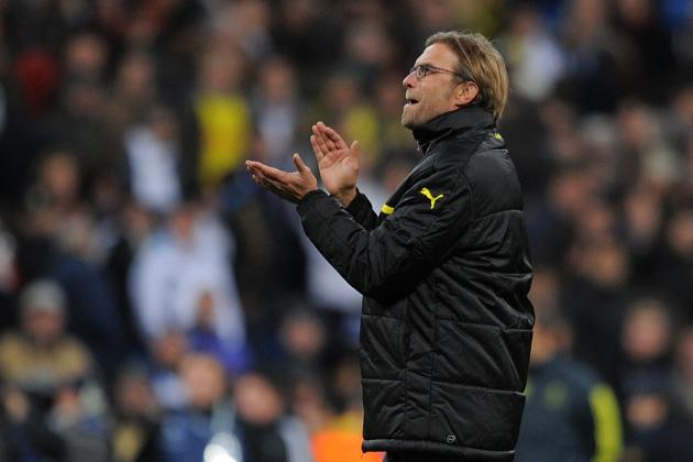 Klopp, Heynckes or Stevens? Ranking the Top 10 Coaches in Germany Right Now