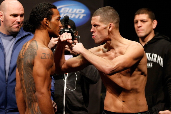 Benson Henderson vs. Nate Diaz: Round-by-Round Recap and Analysis