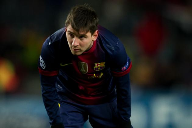 Why Lionel Messi Should Not Play Against Real Betis