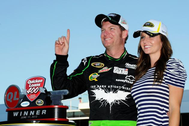 The 12 Most Telling Stats of the 2012 NASCAR Sprint Cup Season
