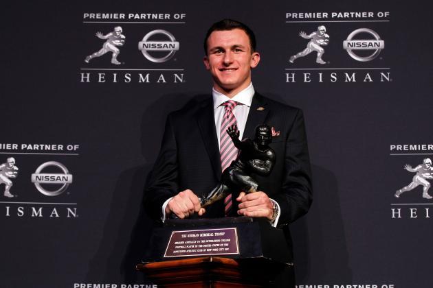 Heisman Trophy 2012: Power Ranking Every Winner of the BCS Era