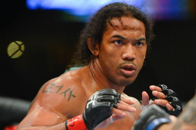 UFC on Fox 5 Results: Where Does Benson Henderson Rank Among the All-Time Best?