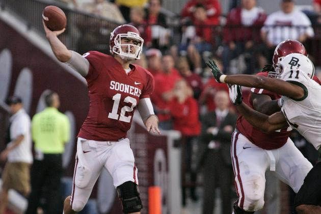 Cotton Bowl 2013: 5 Oklahoma Starters Better Than Texas A&M Counterparts