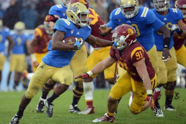 UCLA Football: Comparing Johnathan Franklin to Maurice Jones-Drew