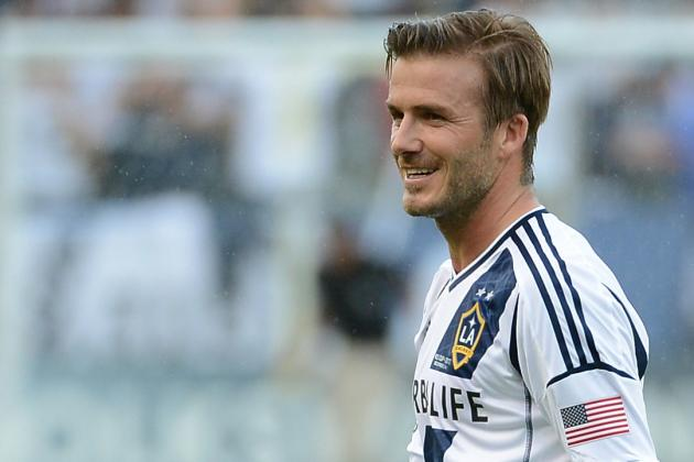 World Football Gossip Roundup: David Beckham, Luis Suarez, Demba Ba