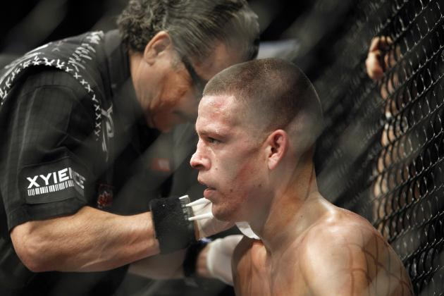 Benson Henderson vs. Nate Diaz: 5 Fights for Nate Diaz to Take Next