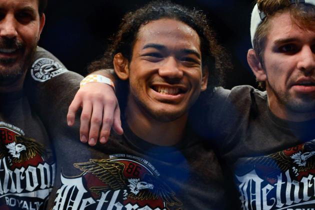 UFC: The Top 10 Lightweights