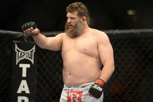 TUF 16 Finale: Roy Nelson vs. Matt Mitrione Head-to-Toe Breakdown