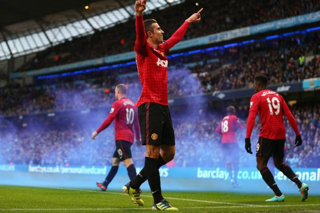Rating the Manchester United Players in Thrilling Win over City