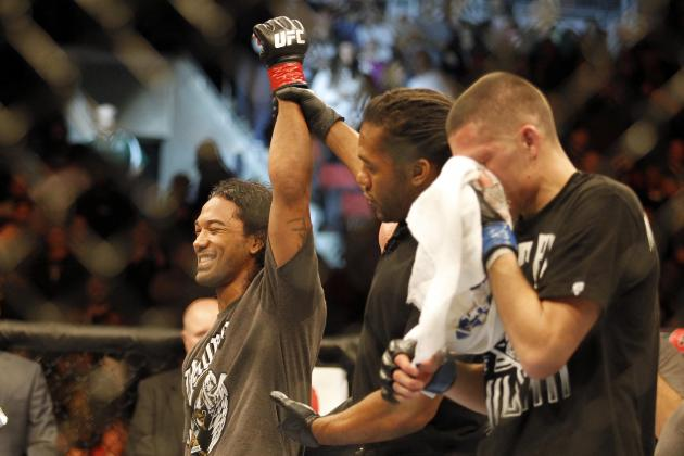 UFC on Fox 5: What's Next for the Winners and Losers?