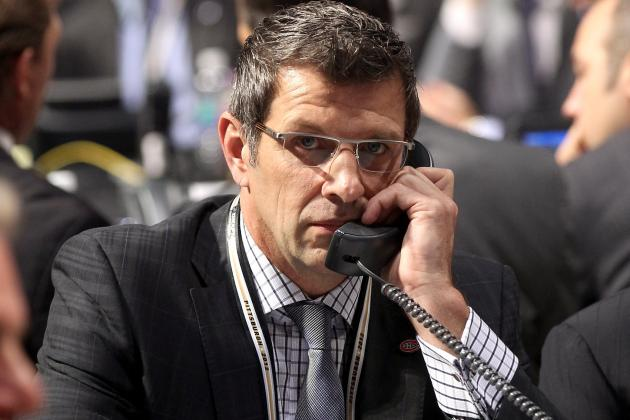 Montreal Canadiens: Marc Bergevin's Top 5 Priorities When the NHL Lockout Ends