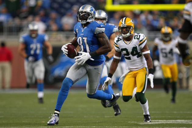 Lions vs. Packers: 5 Matchups That Will Decide Sunday Night Clash