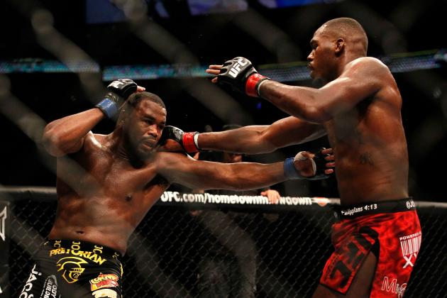 Best Moments from UFC 140-150