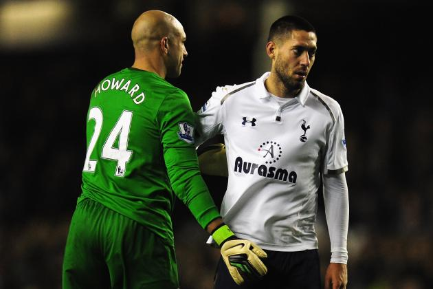Everton vs. Tottenham: Grades for Both Sets of Players