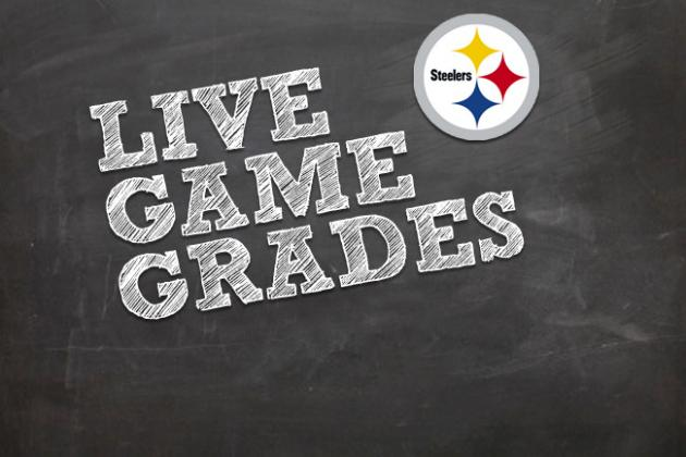 Chargers vs. Steelers: Final Report Cards, Player Grades for Pittsburgh